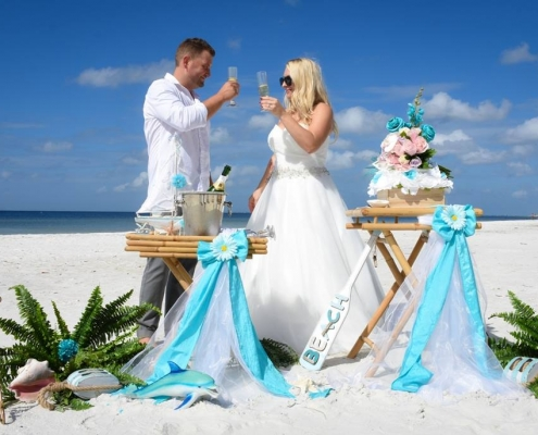 Süd West Florida Hochzeit