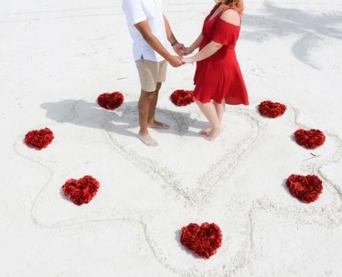 Florida Heiratsantrag