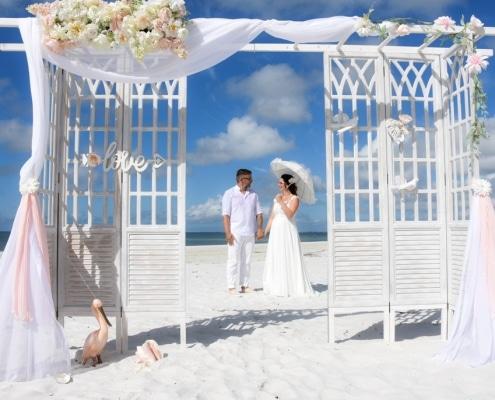 Hochzeit-Florida-Strand