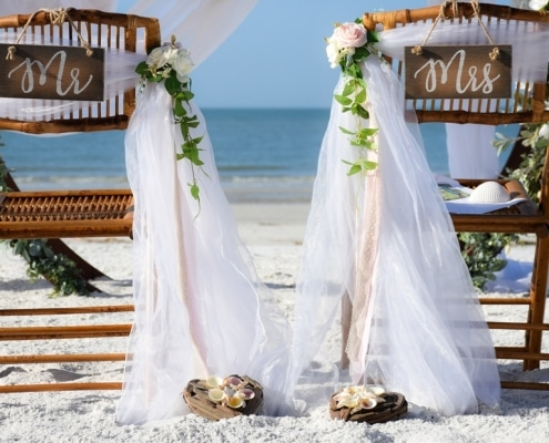 Bohemian Hochzeit Florida