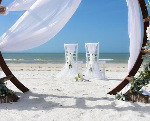 Florida-Beach-Hochzeit