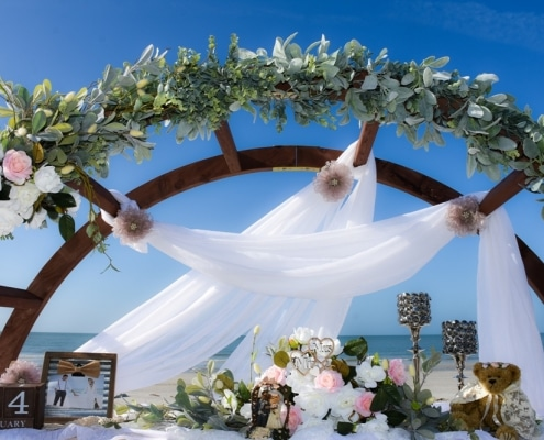 Tropical Wedding Planner - Christine Baumeister