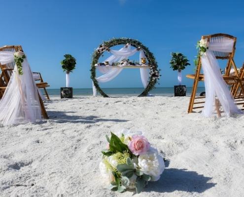 florida heiraten strand