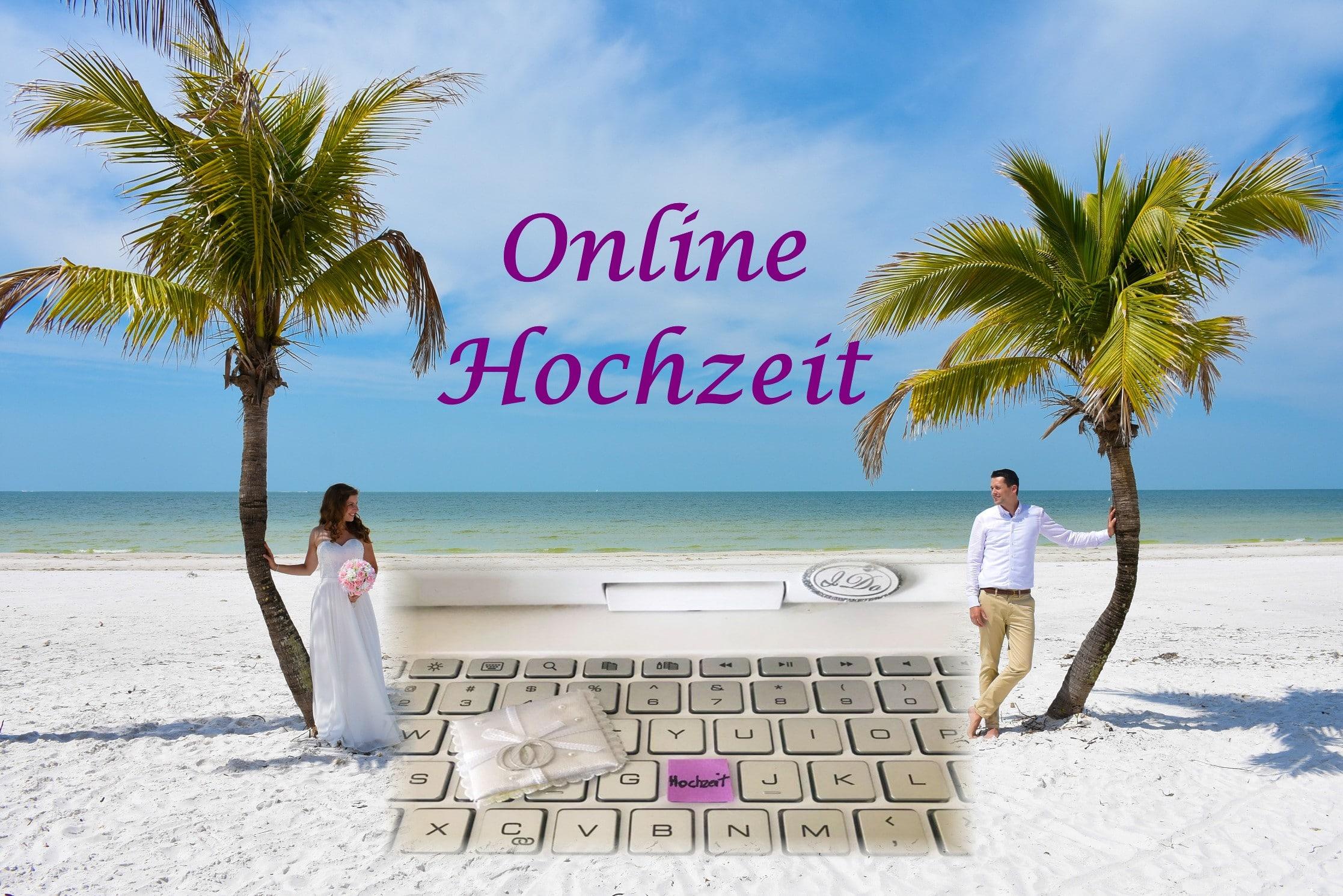 Online heiraten